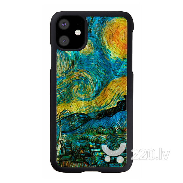 iKins SmartPhone case iPhone 11 starry night black