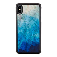 iKins SmartPhone case iPhone XS Max blue lake black