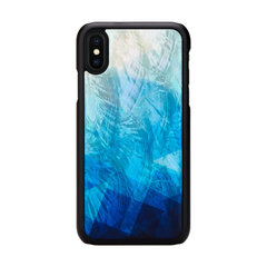 iKins SmartPhone case iPhone XS/S blue lake black