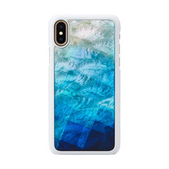 iKins SmartPhone case iPhone XS/S blue lake white