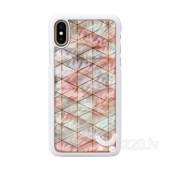 iKins SmartPhone case iPhone XS/S diamond white