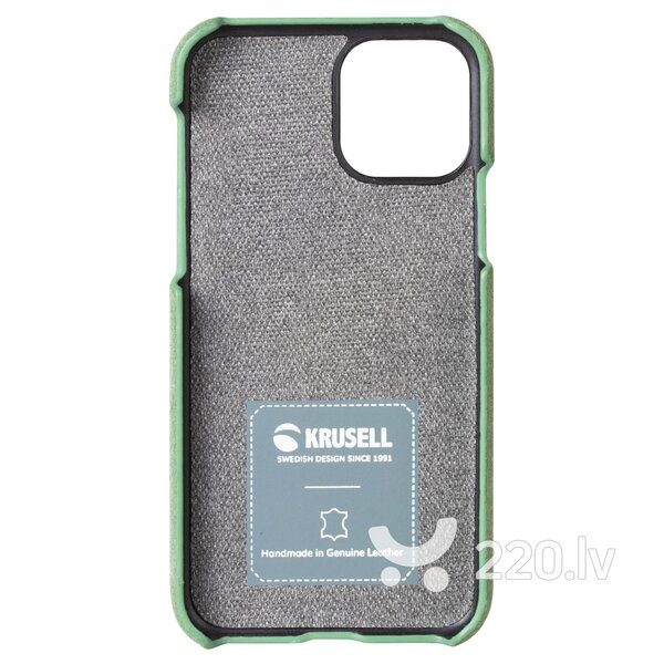 Krusell Broby Cover Apple iPhone 11 Pro olive internetā