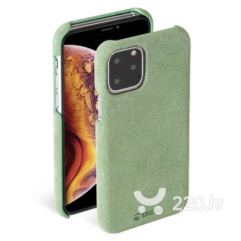 Krusell Broby Cover Apple iPhone 11 Pro olive