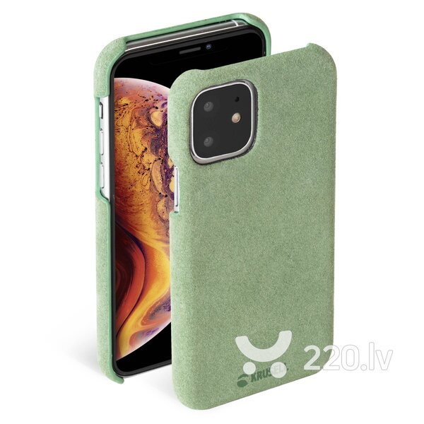 Krusell Broby Cover Apple iPhone 11 olive
