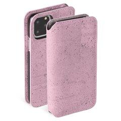Krusell Birka PhoneWallet Apple iPhone 11 Pro Max pink cena un informācija | Maciņi, somiņas | 220.lv