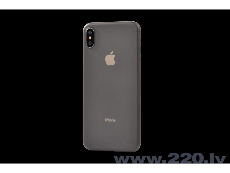 Devia ultrathin Naked case(PP) iPhone XR (6.1) clear tea