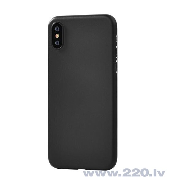 Devia ultrathin Naked case(PP) iPhone XS Max (6.5) black