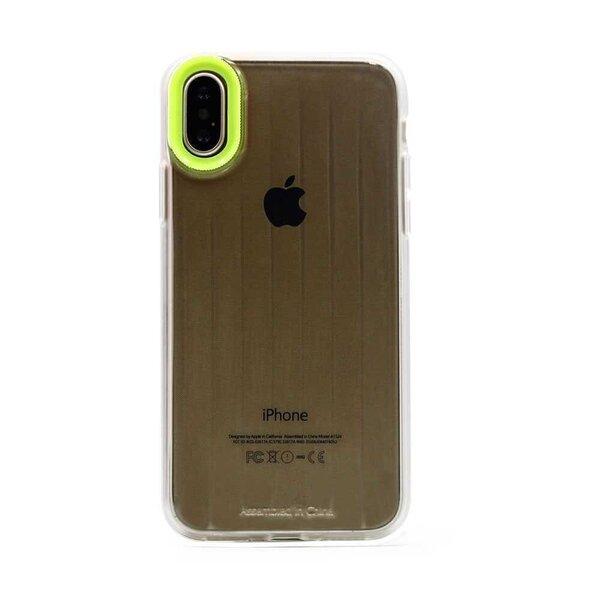 Devia Yonger Series Case Devia iPhone XS/X(5.8) yellow