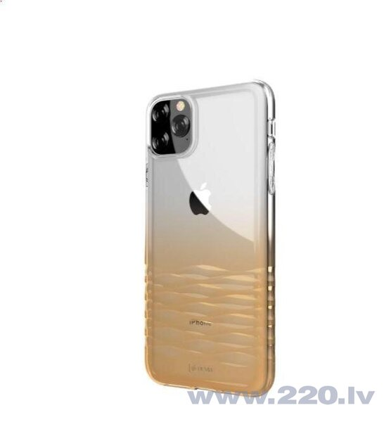Devia Ocean series case iPhone 11 Pro gradual gold