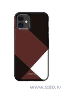 Devia Simple style grid case iPhone 11 Pro red
