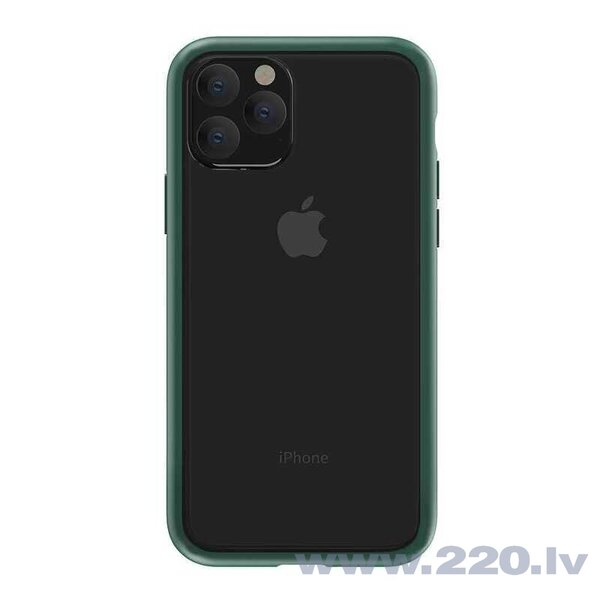 Devia Shark4 Shockproof Case iPhone 11 Pro green