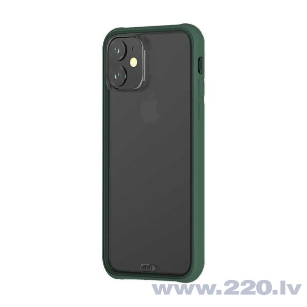 Devia Soft Elegant anti-shock case iPhone 11 green