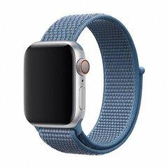 Devia Deluxe Series Sport3 Band (40mm) Apple Watch cape cod blue цена и информация   Аксессуары для смарт-часов и браслетов   220.lv