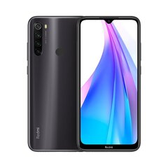 Xiaomi Redmi Note 8T 32GB, Dual SIM, Moonshadow Gray