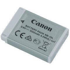 Canon NB-13L Baterija Baltā kastē (white box) cena un informācija | Canon NB-13L Baterija Baltā kastē (white box) | 220.lv