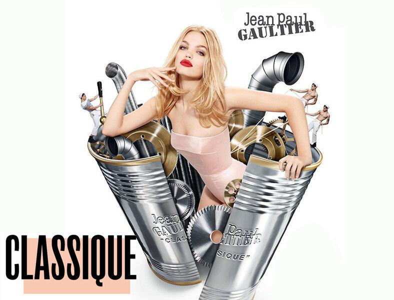 Tualetes ūdens Jean Paul Gaultier Classique EDT sievietēm 20 ml