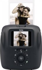 Fujifilm Instax Square SQ20, Melns + 10 fotolapas cena un informācija | Momentfoto kameras | 220.lv