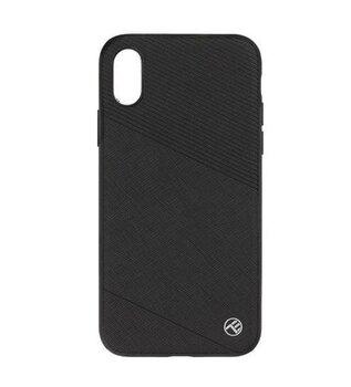 Tellur Cover Exquis for iPhone X/XS black