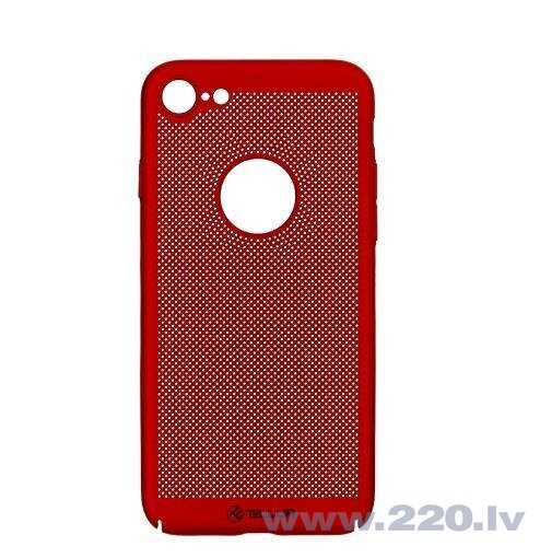 Tellur Cover Heat Dissipation for iPhone 8 red