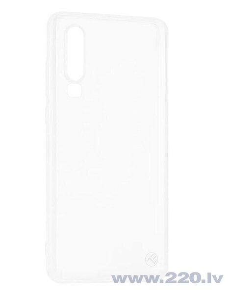 Tellur Cover Basic Silicone for Huawei P30 transparent cena