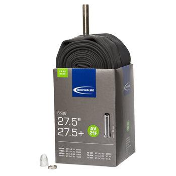 27.5 x 2.10-3.00 AV40 FAT BIKE SCHWALBE AV21F velosipēda kamera. cena un informācija | Velo kameras un riepas | 220.lv
