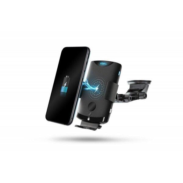 Xblitz G650 tālruņa turētājs ar bezvadu uzlādes funkciju