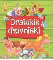 Draiskie dzīvnieki / grāmatu kārbiņa (5 grāmatas)