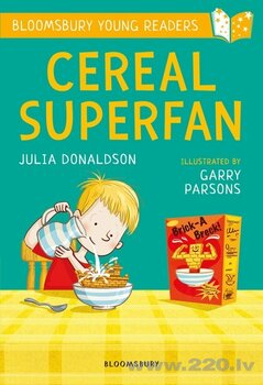 Cereal Superfan: A Bloomsbury Young Reader cena un informācija | Cereal Superfan: A Bloomsbury Young Reader | 220.lv