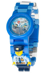 Clictime rokas pulkstenis LEGO® City, policists
