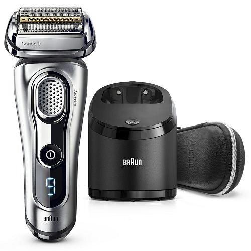 Braun 9292cc Wet&Dry Series 9 cena un informācija | Skuvekļi | 220.lv