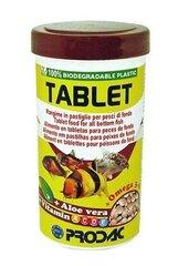 Prodac Tablet tabletes grunts zivīm 50ml 30g cena un informācija   Prodac Tablet tabletes grunts zivīm 50ml 30g   220.lv