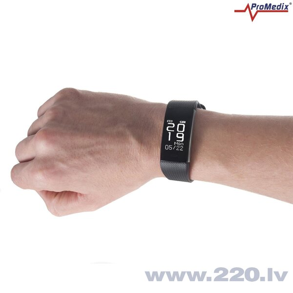 ProMedix PR-500, Melns