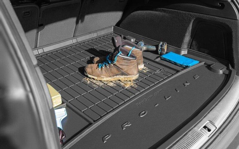 Bagāžnieka gumijas paklājs Proline BMW SERIA 3 E46 COUPE 1998-2005