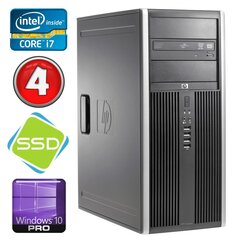 HP 8100 Elite MT i7-860 4GB 120SSD NVS450 DVD WIN10Pro cena un informācija | HP 8100 Elite MT i7-860 4GB 120SSD NVS450 DVD WIN10Pro | 220.lv