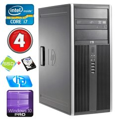 HP 8100 Elite MT i7-860 4GB 120SSD+500GB NVS450 DVD WIN10Pro cena un informācija | HP 8100 Elite MT i7-860 4GB 120SSD+500GB NVS450 DVD WIN10Pro | 220.lv