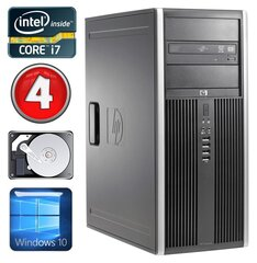 HP 8100 Elite MT i7-860 4GB 250GB NVS450 DVD WIN10 cena un informācija | HP 8100 Elite MT i7-860 4GB 250GB NVS450 DVD WIN10 | 220.lv