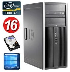 HP 8100 Elite MT i7-860 16GB 500GB NVS450 DVD WIN10 cena un informācija | HP 8100 Elite MT i7-860 16GB 500GB NVS450 DVD WIN10 | 220.lv