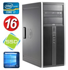 HP 8100 Elite MT i7-860 16GB 120SSD NVS450 DVD WIN10 cena un informācija | HP 8100 Elite MT i7-860 16GB 120SSD NVS450 DVD WIN10 | 220.lv