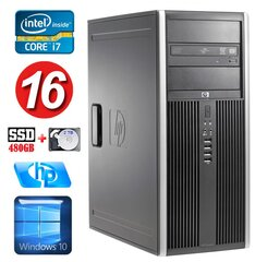 HP 8100 Elite MT i7-860 16GB 480SSD+2TB NVS450 DVD WIN10 cena un informācija | HP 8100 Elite MT i7-860 16GB 480SSD+2TB NVS450 DVD WIN10 | 220.lv
