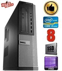 DELL 790 DT i5-2500 8GB 120SSD DVDRW WIN10Pro
