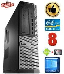 DELL 790 DT i5-2500 8GB 120SSD+500GB DVDRW WIN10