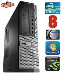 DELL 790 DT i5-2500 8GB 500GB GT710 2GB DVDRW WIN7Pro