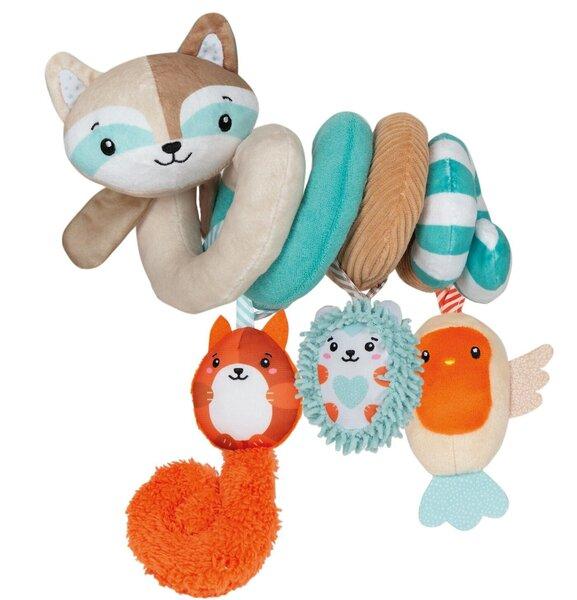 Ratu rotaļlieta Meža draugi Clementoni Baby, 17320