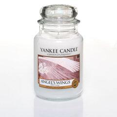 Aromātiska svece Yankee Candle Angel's Wings 623 g cena un informācija | Aromātiska svece Yankee Candle Angel's Wings 623 g | 220.lv