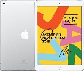 Apple iPad 10.2'' , 32GB, Wi-Fi + 4G, Sudrabains, MW6C2FD/A cena un informācija | Apple iPad 10.2'' , 32GB, Wi-Fi + 4G, Sudrabains, MW6C2FD/A | 220.lv