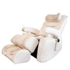 Masāžas krēsls Hammer Premion, krēmkrāsas cena un informācija | Krēsli viesistabai | 220.lv