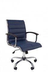 Biroja krēsls Chairman 760 M, zils цена и информация | Офисные кресла | 220.lv