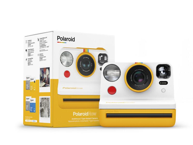 Polaroid Now, Dzeltens