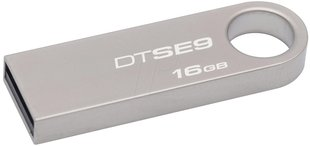 Kingston 16GB DataTraveler SE9 USB 2.0 цена и информация | USB карты памяти | 220.lv