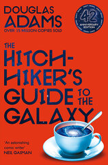 Hitchhiker's Guide to the Galaxy : 42nd Anniversary Edition, The цена и информация | Hitchhiker's Guide to the Galaxy : 42nd Anniversary Edition, The | 220.lv